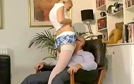 Watch my babe being fucked on a camera