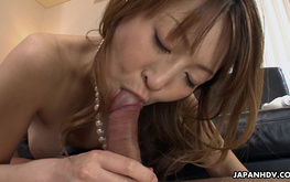 Japan HDV oral action featuring a dick-loving doll Jun Kusanagi